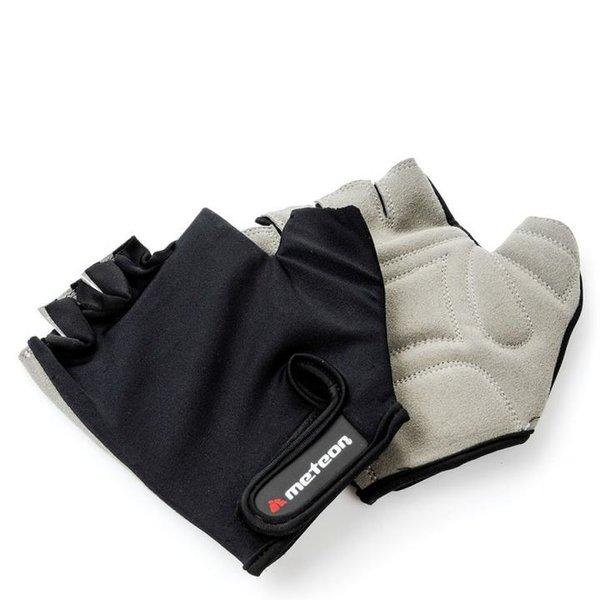MTR - Marken Fahrradhandschuhe mit Gel Pads - Fitnessstudio Handschuhe - schwarz