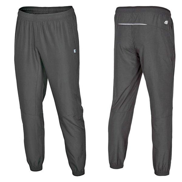4F - leichte Herren Sporthose - schwarz