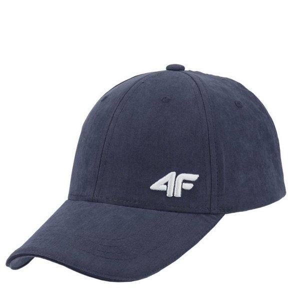 4F - Schildmütze - Outdoor Cappy 2019 - dunkelblau navy