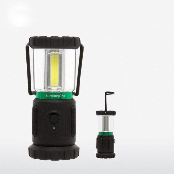 SILVERPOINT - LED Starlight X150 Laterne -150 Lumen Lantern mit Haken