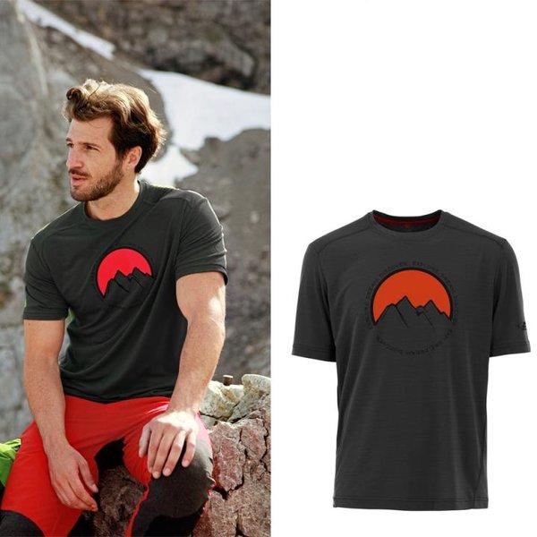 Maul - Goisingkopf - Herren T-Shirt - schwarz