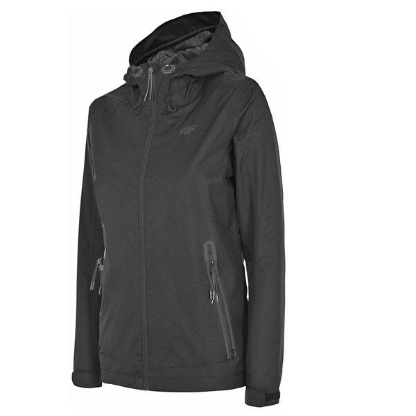 4F  - NeoDry 8.000 - Damen Regenjacke - schwarz