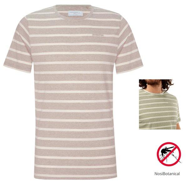 Craghoppers - NB Sten SS T-Shirt Herren Nosibotanical Shirt