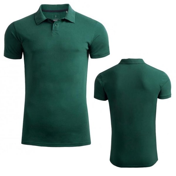 Outhorn - Herren Poloshirt - dunkelgrün