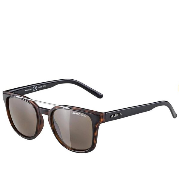 ALPINA Erwachsene Sylon Sonnenbrille - braun