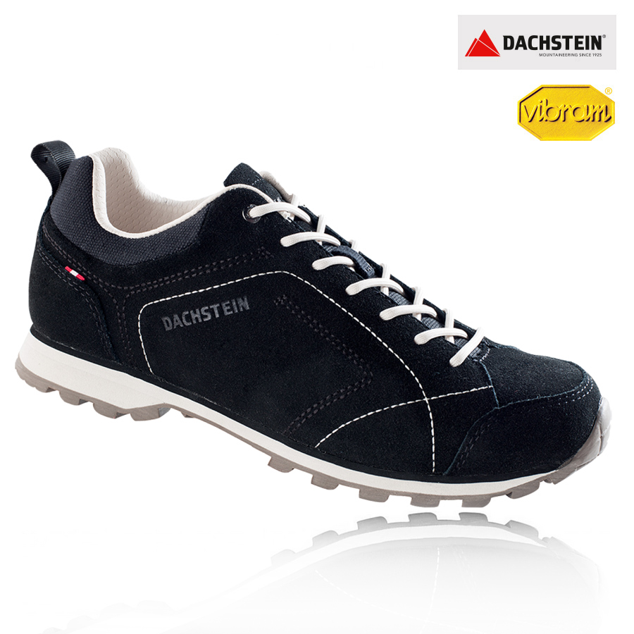 cheaper 1ace3 f4fee DACHSTEIN - Skywalk LC - Damen Outdoorschuhe Leder Vibram wasserdicht -  schwarz