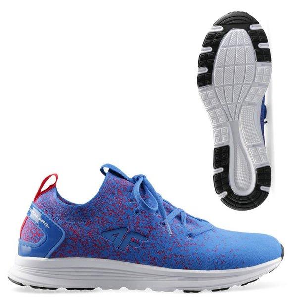 4F - Thunder - Damen Sportschuhe - blau