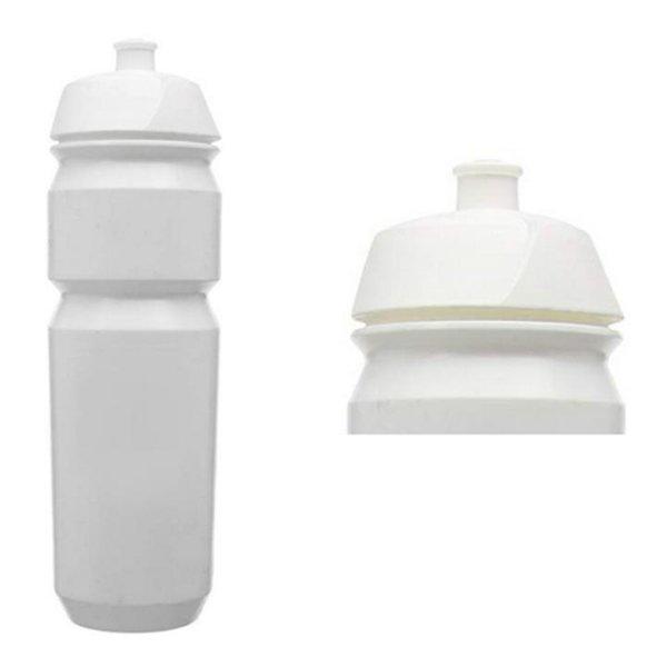 Tacx - Fitness LINE - Trinkflasche Shiva - 750 ml - weiß