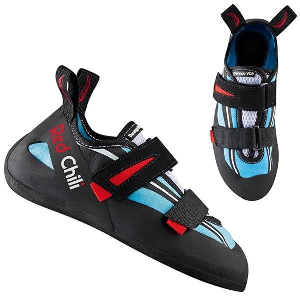 Red Chili - DU VCR - Kletterschuhe, schwarz blau