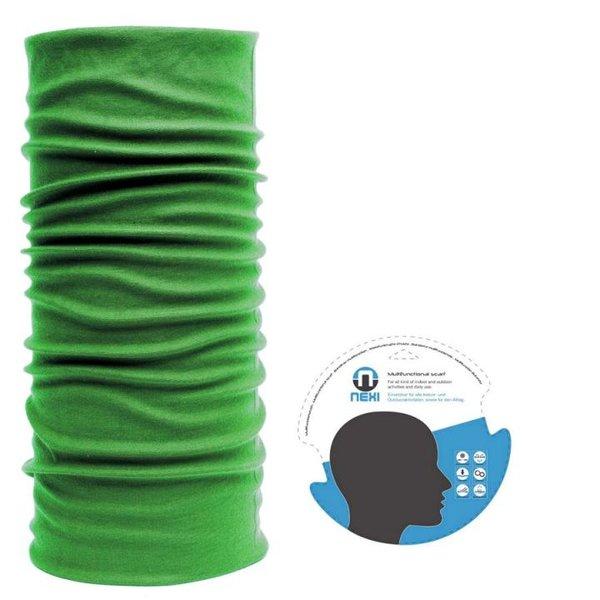 Nexi - Multifunktions Tuch Schal Kopftuch - grün
