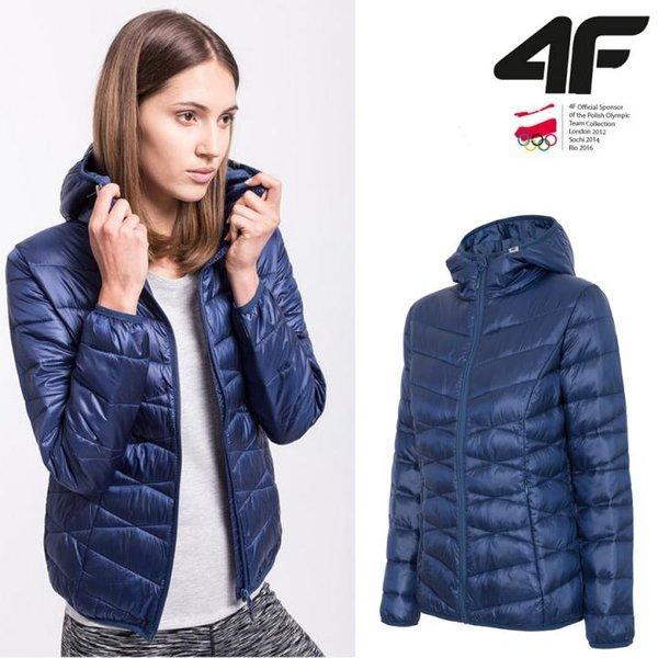 4F - Ultralight Synthetikdaune - Damen Jacke