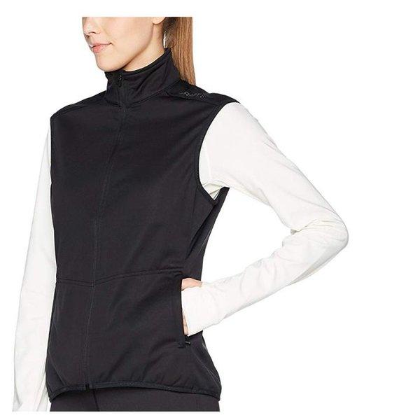 Craft - 3 Lagen Softshellweste Damen Warm Vest Weste - schwarz 40 L