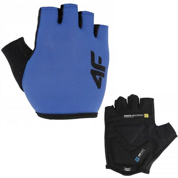 4F - Unisex Fahrradhandschuhe - blau