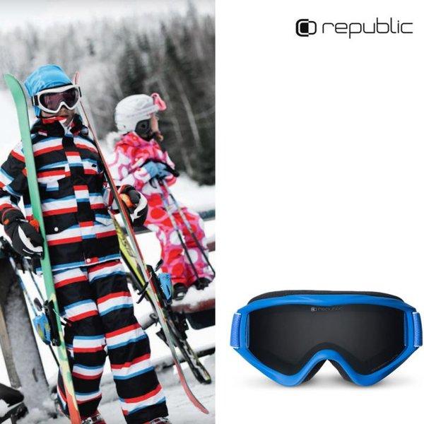 Repubic - R600 Skibrille - Kinder Schneebrille