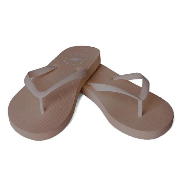 4F - Sportswear Flip Flops - Zehentrenner - beige