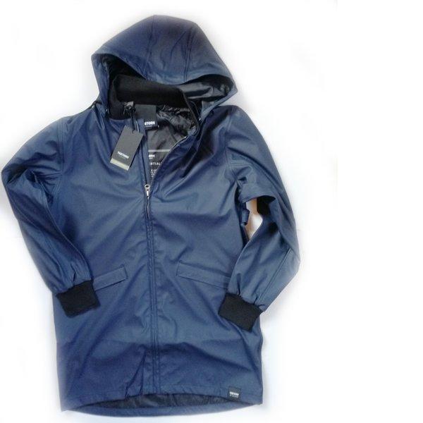 Tretorn - Atmos Rain Jacket - Damen Regenmantel - navy
