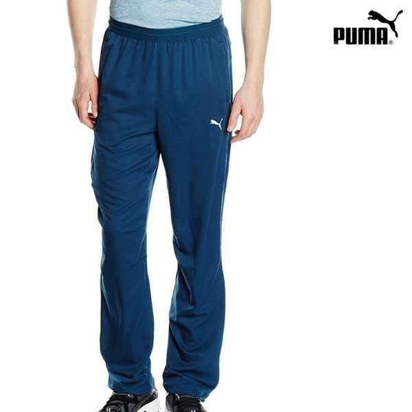 Puma - Ultraleicht Laufhose - Herren Sporthose - blau