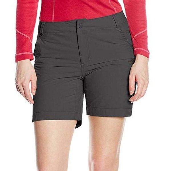 The North Face Damen Funktionshose Shorts grau 6 36