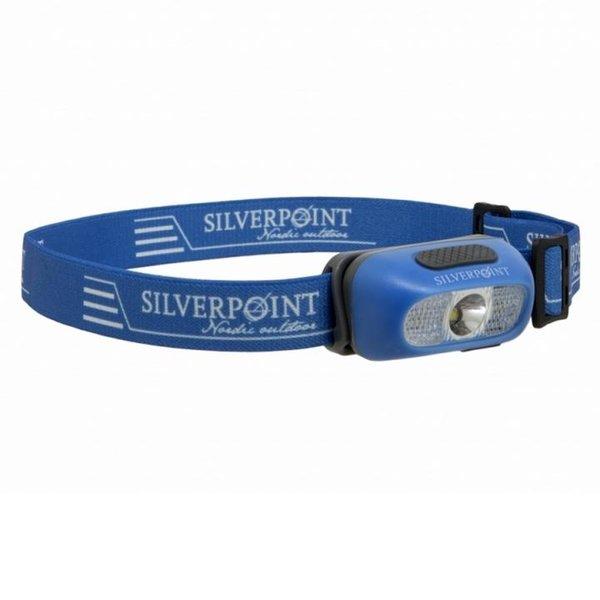 SILVERPOINT - Stirnlampe SPARK II X140RL 140Lumen - USB aufladbar