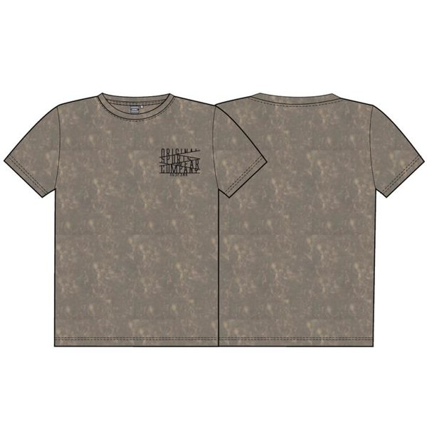 ICEPEAK - PRYS Shirt Herren T-Shirt Baumwolle - khaki