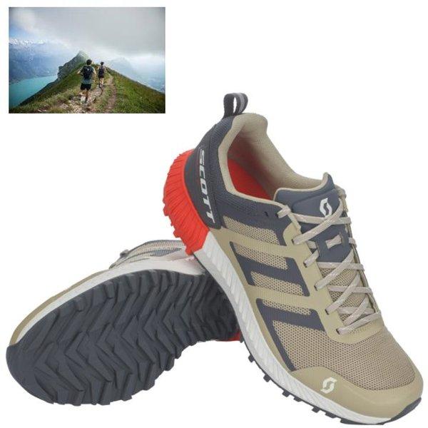 Scott - Kinabalu 2 Herren TRAIL Jogging Schuhe, beige