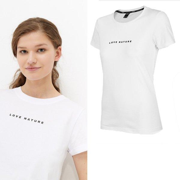 Outhorn - Love Nature - Damen T-Shirt - weiß