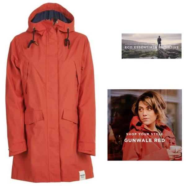 TRETORN - gefütterter Damen Regenmantel Rain Jacket to the Sea