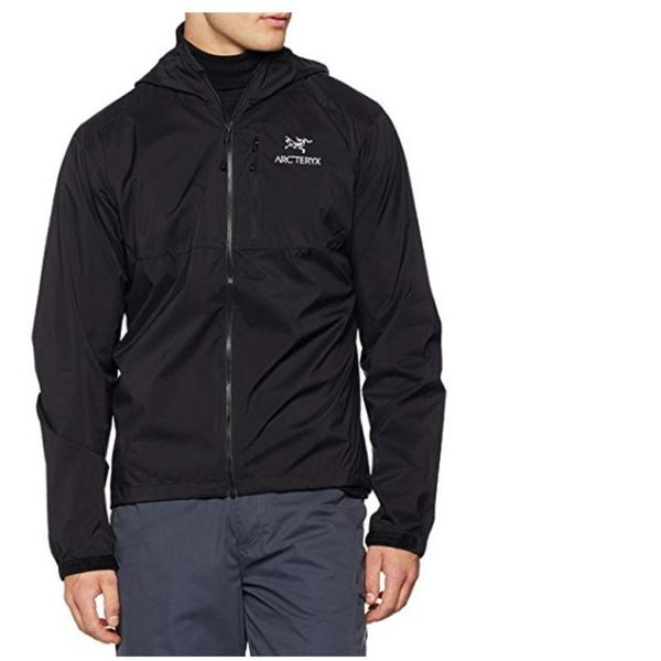 Arc'teryx Herren Sport Softshell Hoody - Outdoorjacke - schwarz - XL