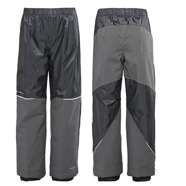 huge selection of d2b14 b68a4 Vaude Kinder Escape Pants V Hose Wetterhose - schwarz 98