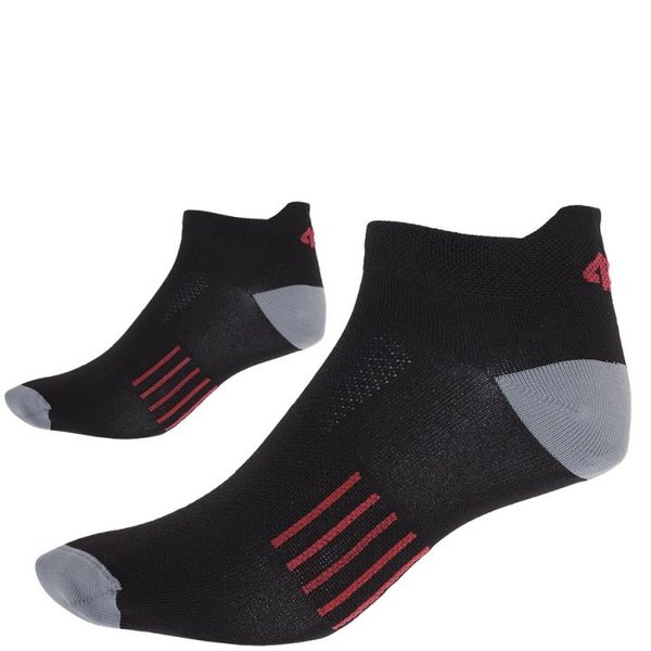 4F - Sportsocken DRY - 1 Paar - Antibakterielle Socken - schwarz-M