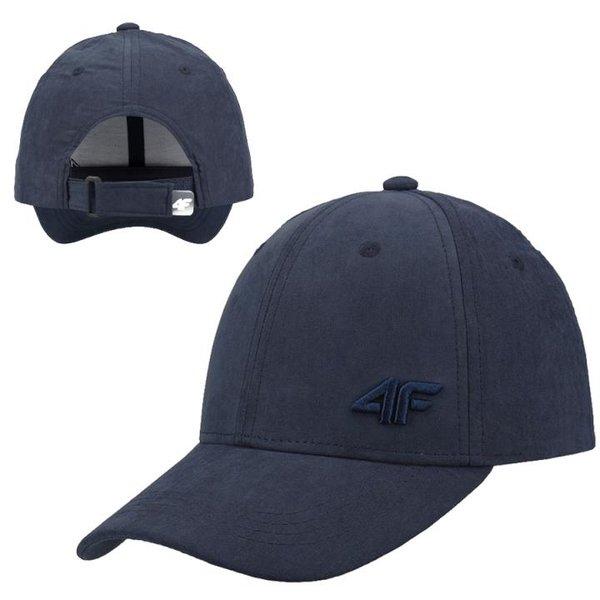 4F - Damen Schildmütze - Cappy - navy