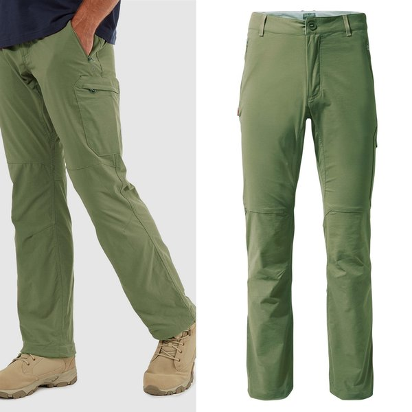 Craghoppers - Nosilife Pro - Herren Trekkinghose - grün