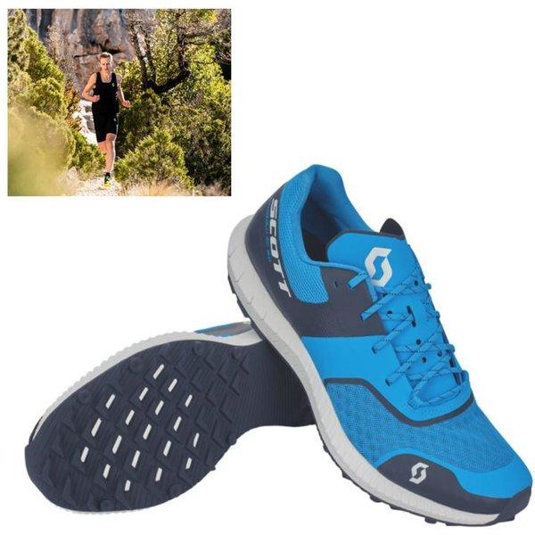 Scott - Kinabalu RC 2.0 Herren TRAIL Jogging Schuhe, blau
