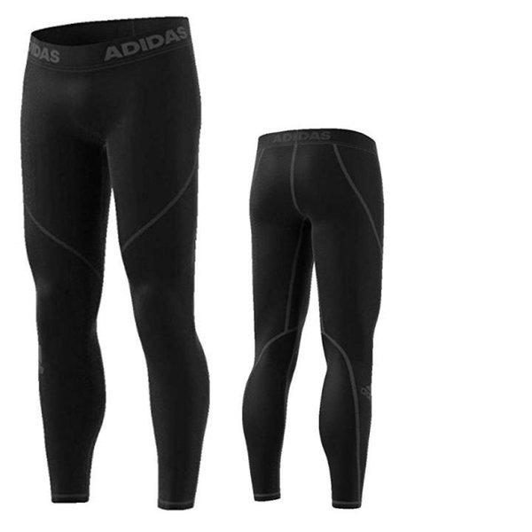 Adidas Herren Alphaskin Sport Long Tights - schwarz - XL/XXL
