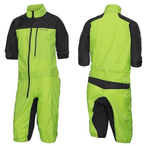 Vaude - Moab Rain Suit - Herren Regen Overal - grün