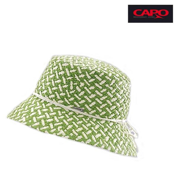 capo - Sommerhut Damen - grün