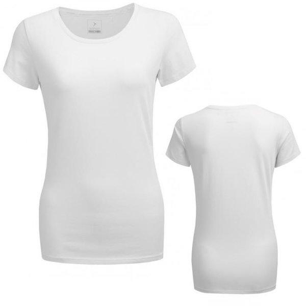 Outhorn - Dame Basic T-Shirt- weiß