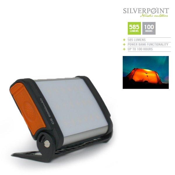 SILVERPOINT - Explorer 4000 Ladestation und Lampe - externes Ladegerät und Lampe 4000