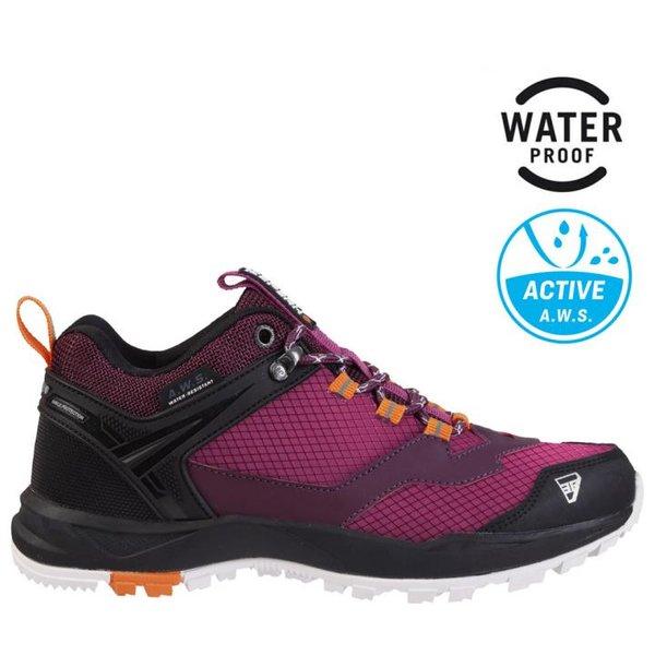 Icpeak - Adour MR Damen Outdoorschuhe Sportschuhe, purple