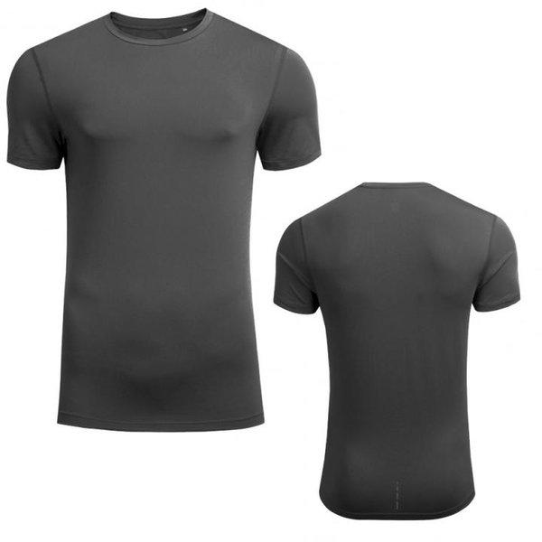 Outhorn - Herren Trainingsshirt - Sport T-Shirt - schwarz