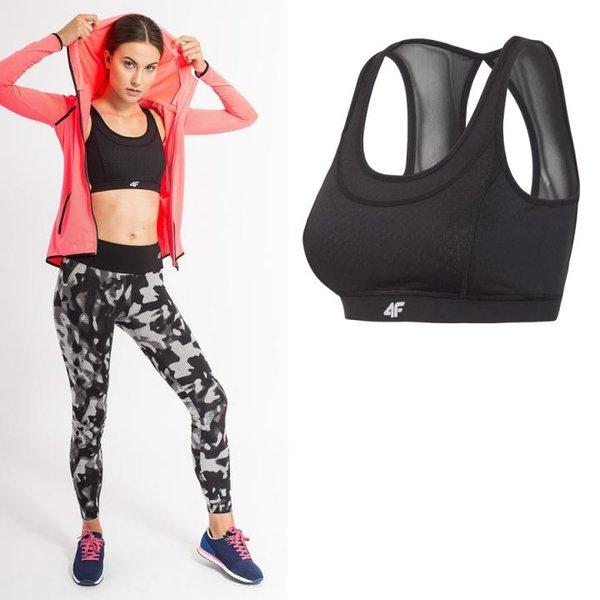 4F - Fitness Kurztop Sport BH