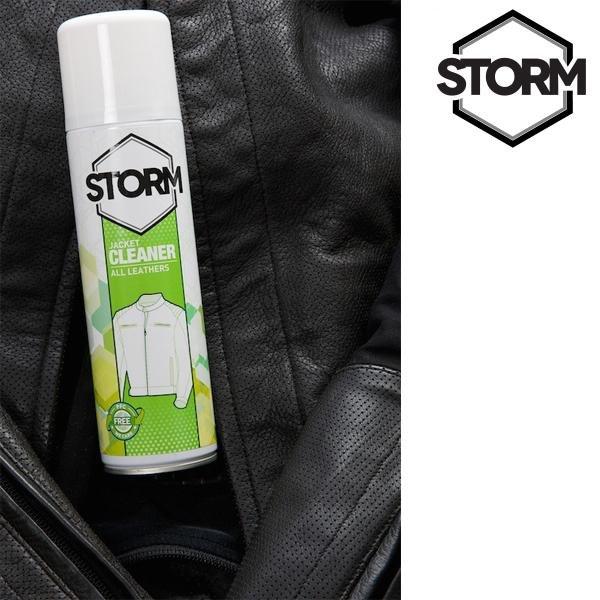 Storm - Jacket Cleaner (Preis pro 1L ist 23,96€) - Waschmittel für Lederjacken 250ml