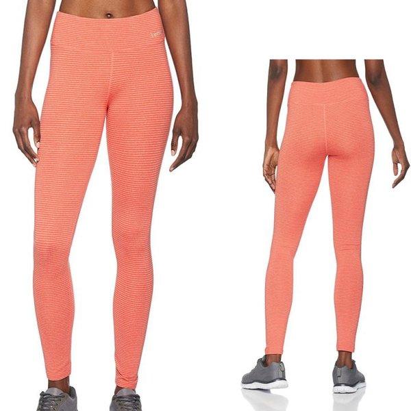 Bench - Sport Leggins - Damen Laufhose - lachsrosa -42/XL