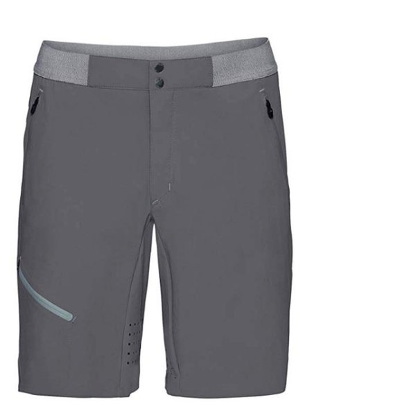 Vaude Herren Men's Scopi Lw Shorts Ii Wander-Sporthose, iron - L 52