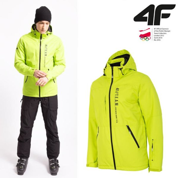 4F - NeoDry 8 000 - Herren Skijacke