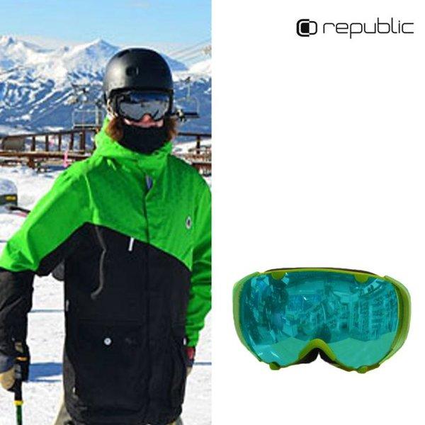Repubic - R830 Skibrille - Herren Schneebrille