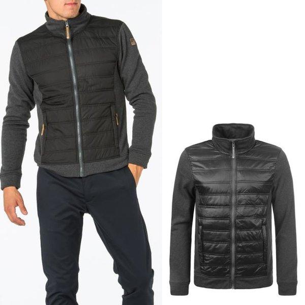 Icepeak - Trenton - Herren Hybrid Sportjacke - schwarz