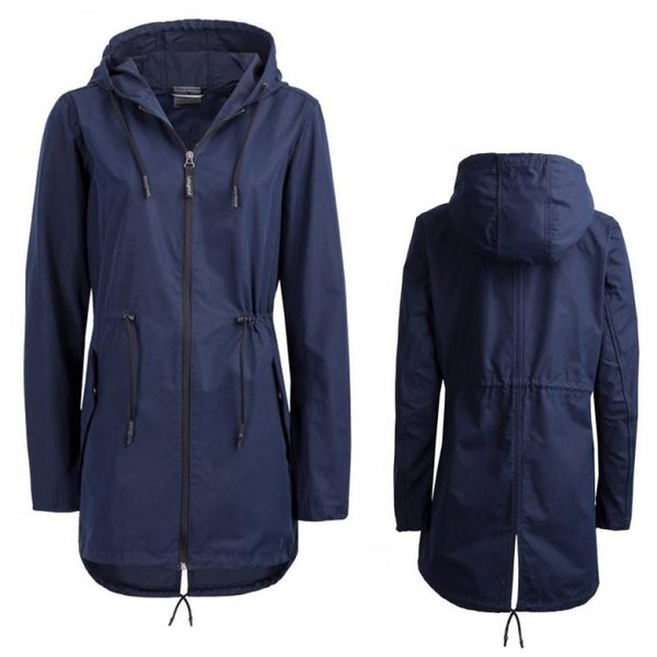 Outhorn - Damen Parka - Kurzmantel - navy