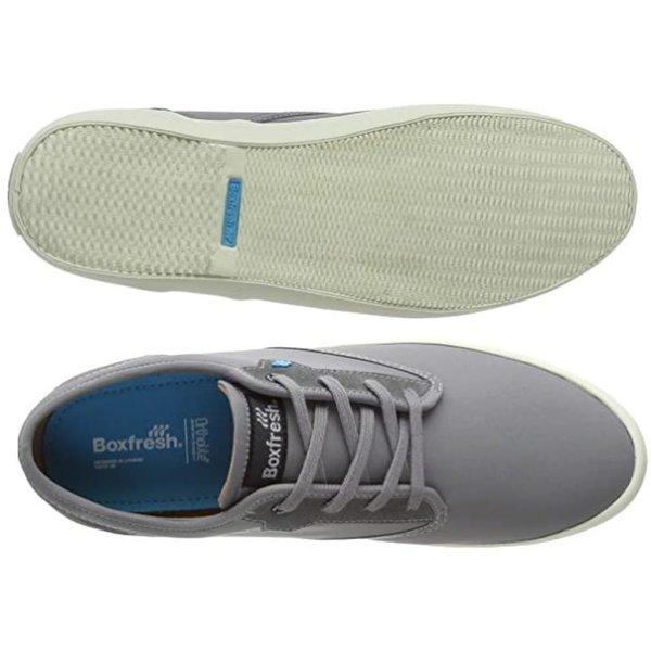 Boxfresh - Cramar Sneaker Freizeit-Schuhe, grau