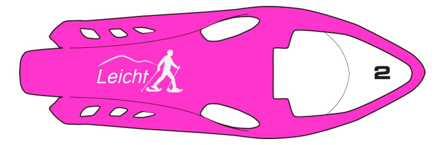 schneeschuhprofi-routenschilder-pink-Leicht